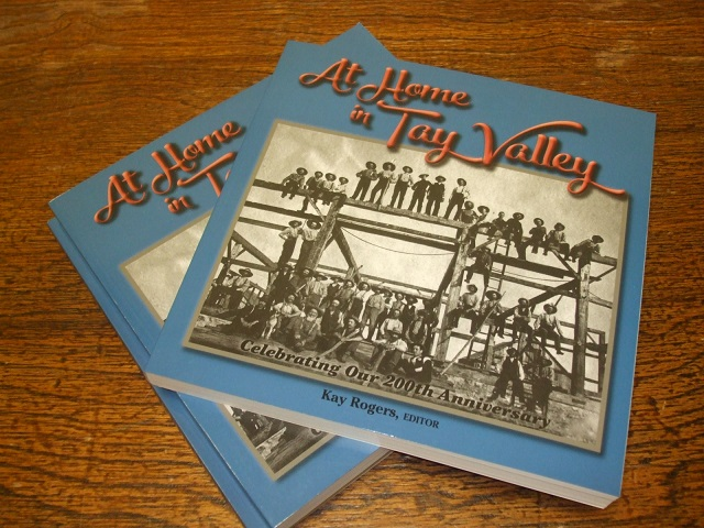 At Home in Tay Valley book cover