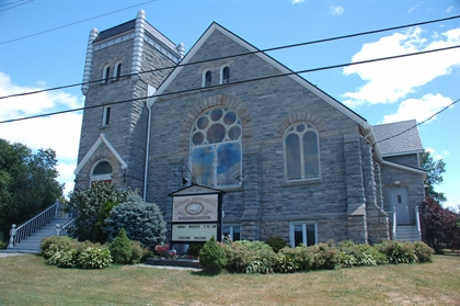 Balderson United Church photo