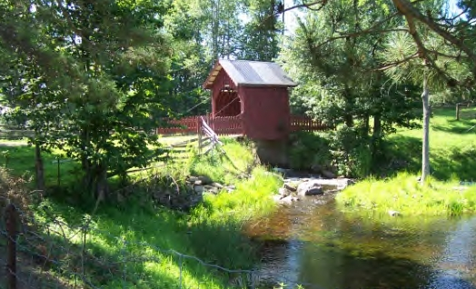 George Oliver's Grist Mill