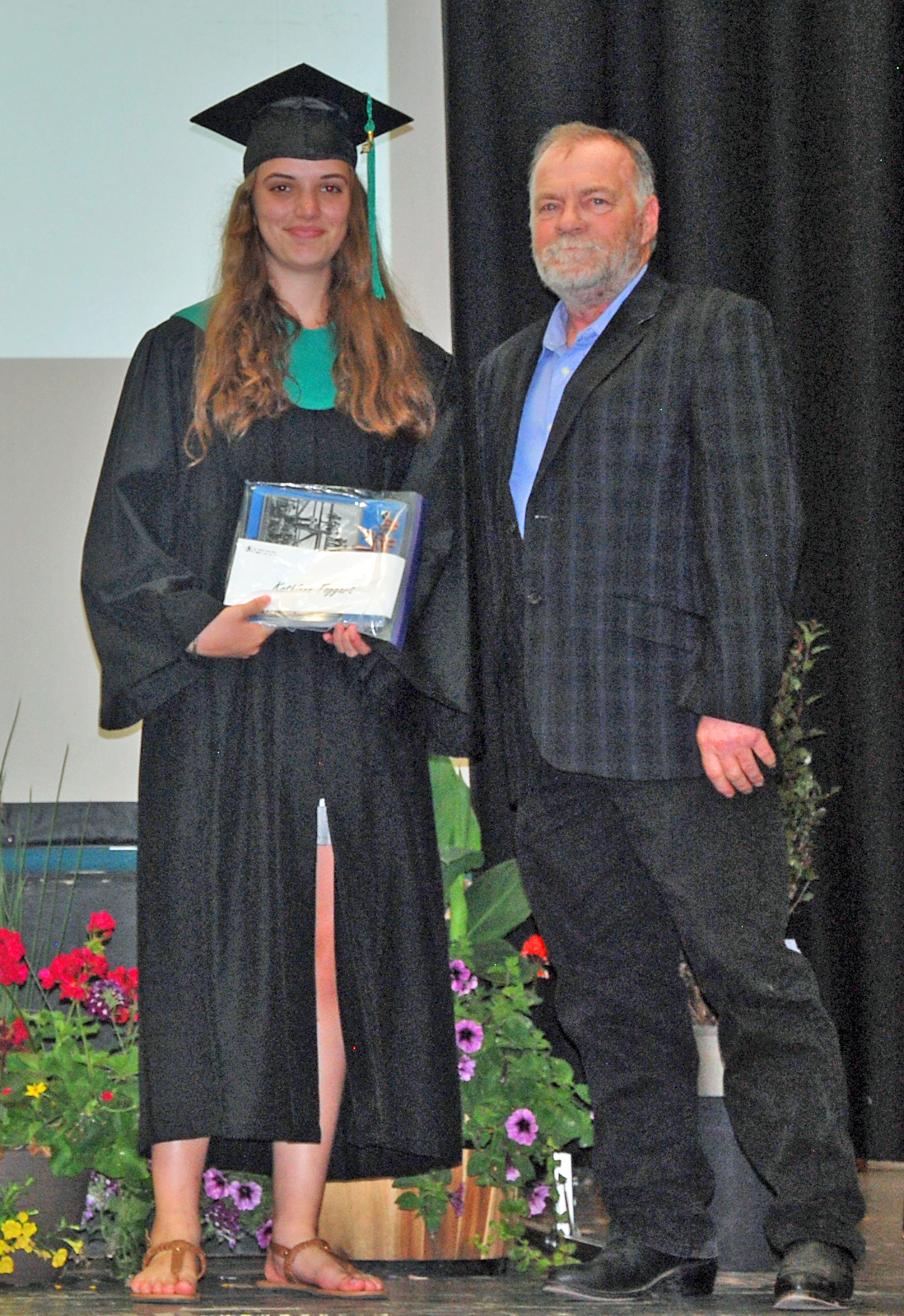 2017 History Scholarship Recipient