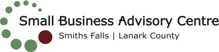 Small Business Advisory Center logo