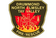 Drummond North Elmsley Tay Valley Fire Department logo