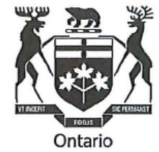 Ontario Senior Secretariat