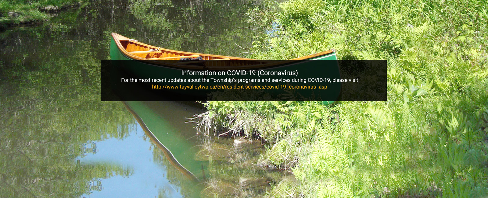 Link to our COVID 19 Updates page